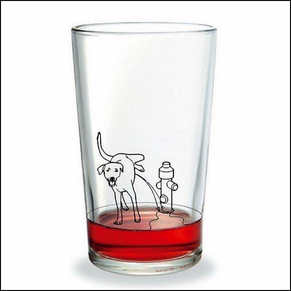 Как нарисовать на стакане рисунок