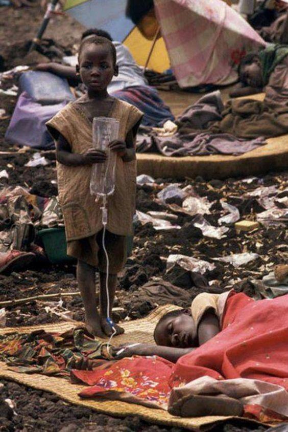 Фото детей с бедных стран