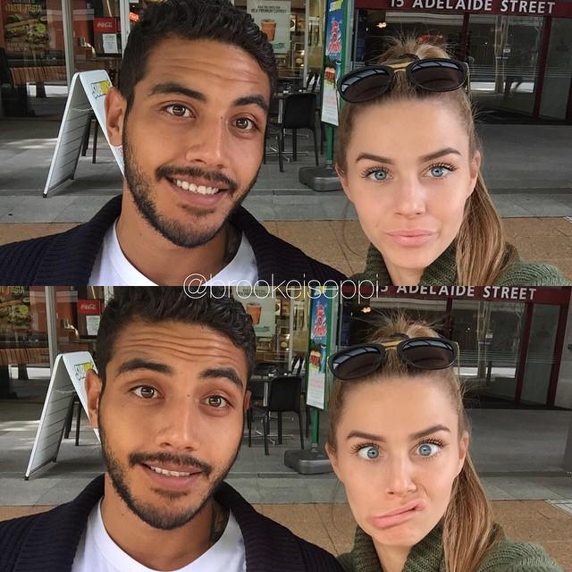 Красивая молодая семья покорила пользователей Instagram