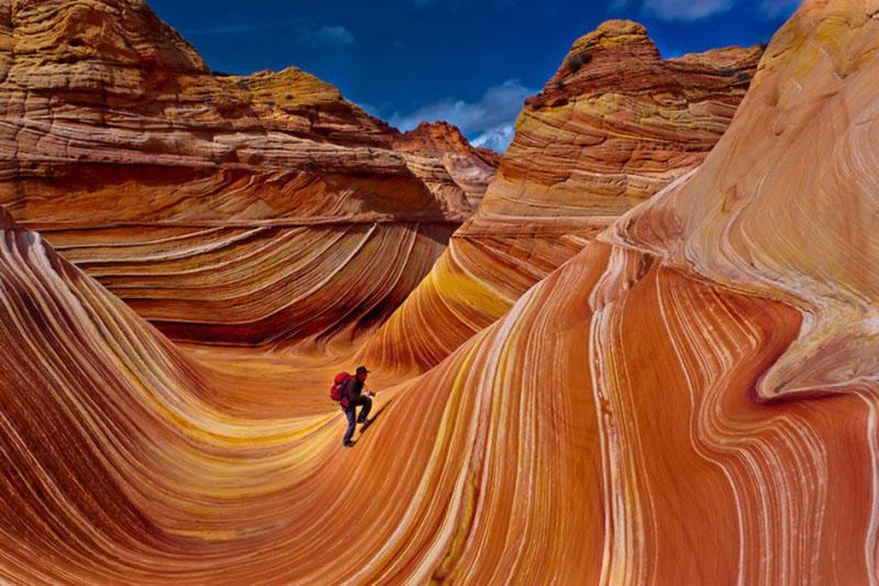 Наша планета не перестает удивлять своими красотами. Представляем вам 10 мест, в существование которых верится с трудом
