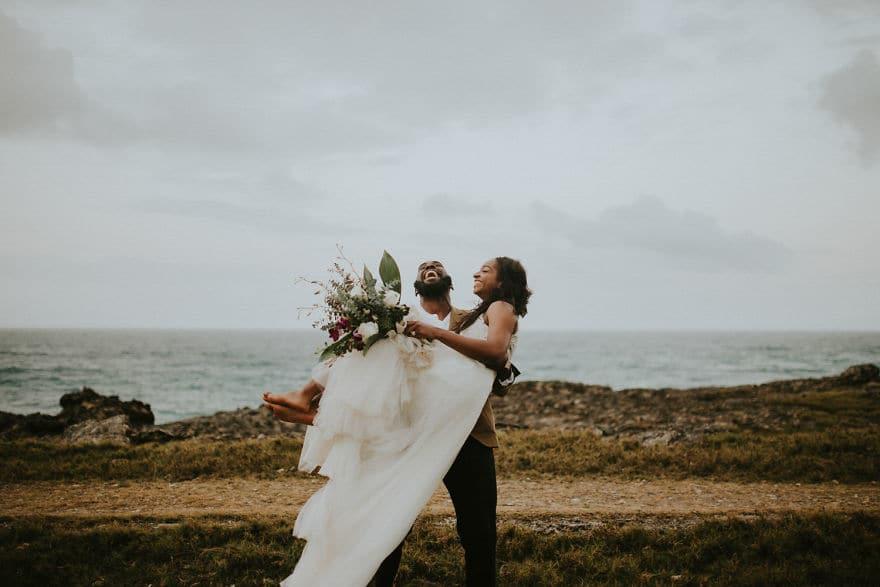 Тридцать снимков, названных лучшими свадебными фото мира 2017