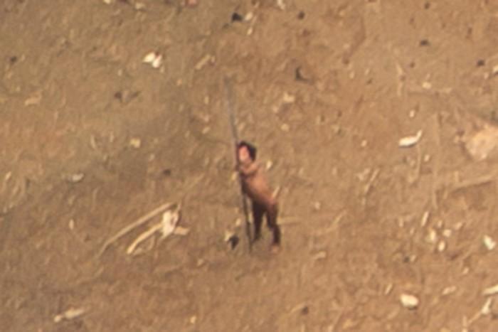 В лесах амазонки обнаружены племена ни разу не контактировавшие с цивилизацией! Их ждет ужасная участь…