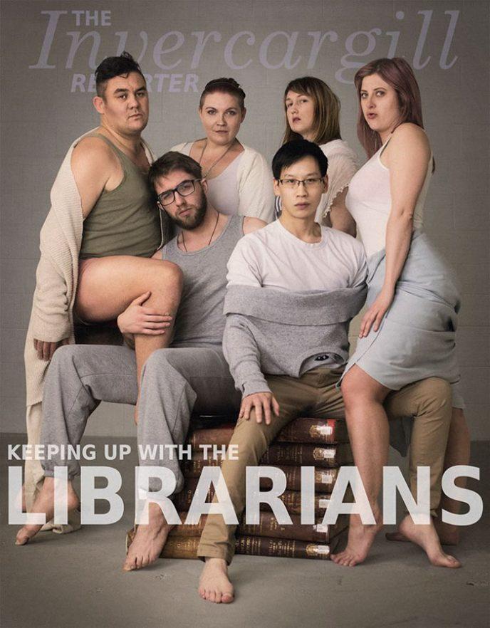 Библиотекари повторили фотосессию семейства Кардашьян, и вот как отреагировала на это общественность