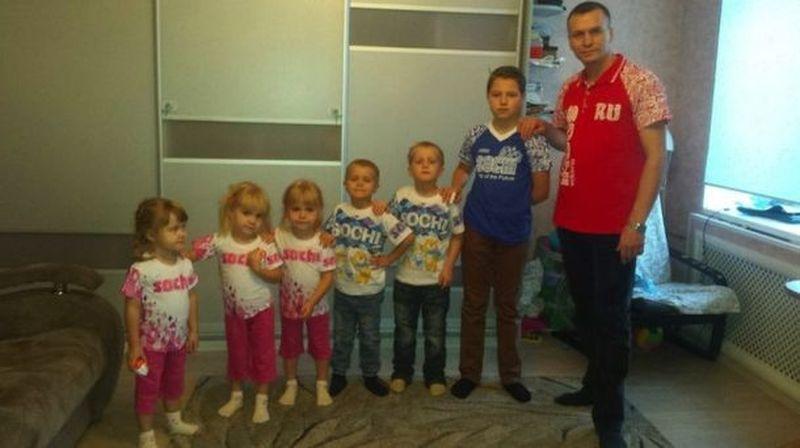 Когда его жена умерла, он сам стал воспитывать 6 детей. А потом случилось это…