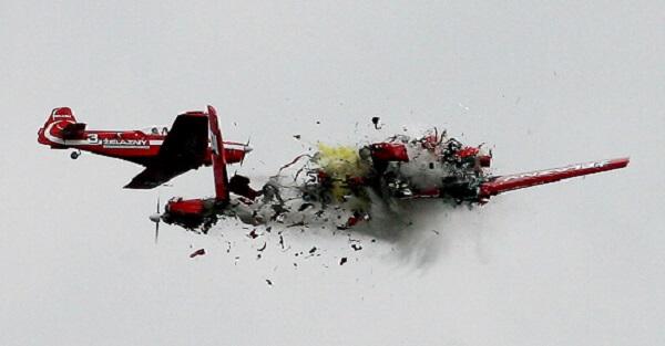 После щелчка фотоаппарата их не стало: 20 поражающих снимков за миг до смерти
