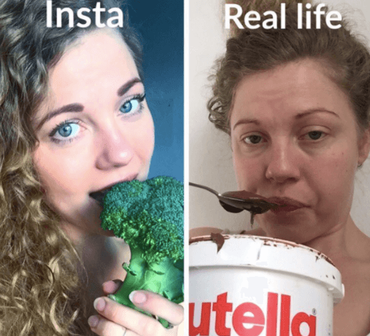 20+ жестоких доказательств того, что большинство красивых фото в Instagram — это сплошное обманулово