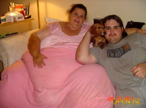 Немка весом 145 кг застряла в ванне и умерла там через 10 дней