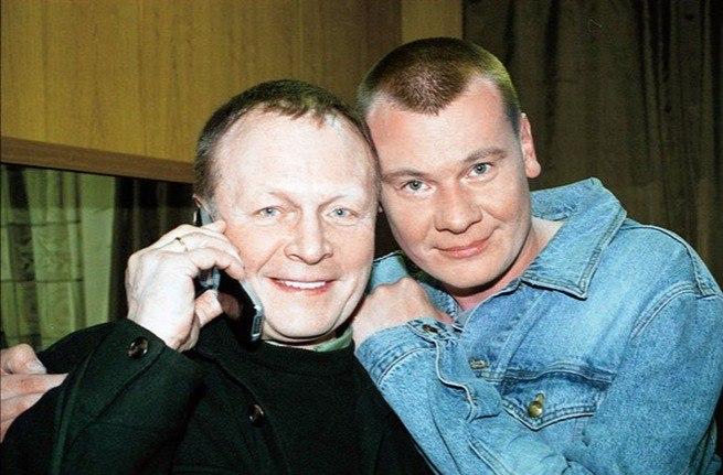 Борис Галкин впервые стал отцом в 70! Поздравляем!