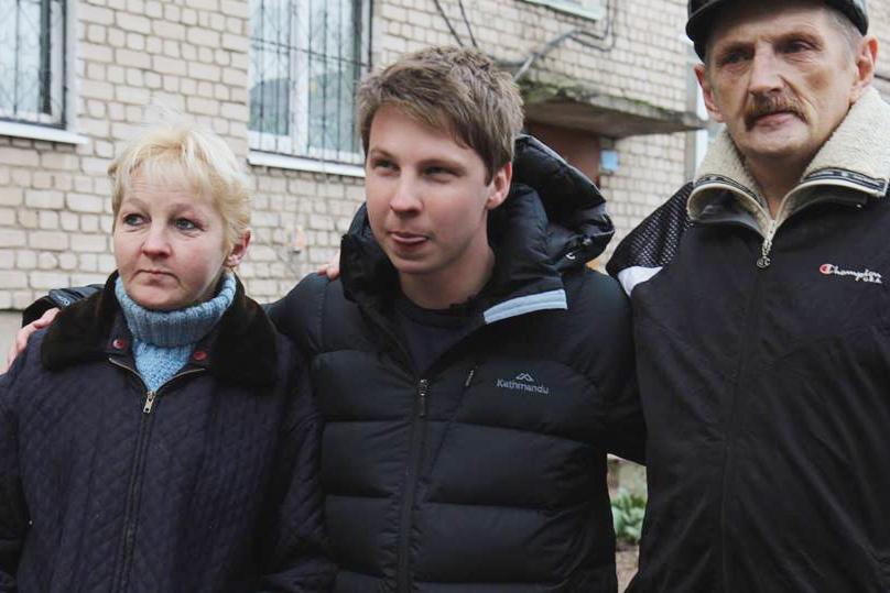 Новозеландец, усыновленный в детстве, нашел родителей В Архангельске