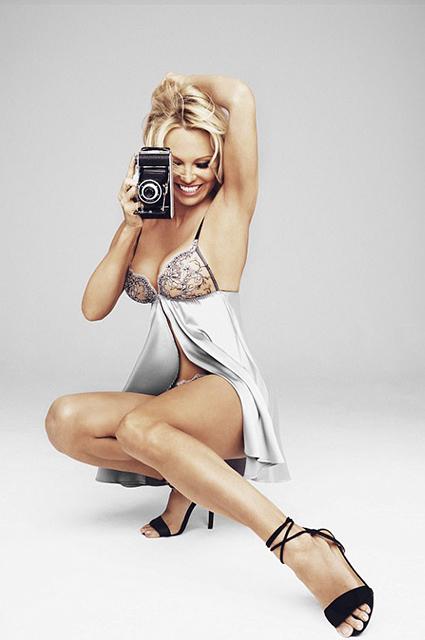 Памела Андерсон восхитила поклонников новыми фото. Красотка!