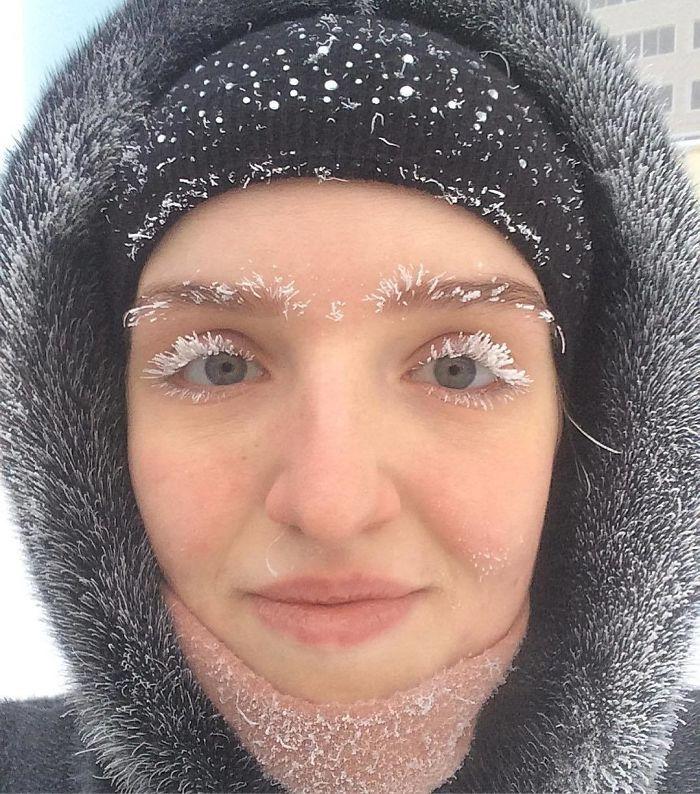 Самая холодная сибирская деревушка в мире с температурой -62 градуса