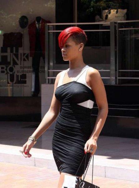 Rihanna ходит по магазинам в Лос-Анджелесе - 22 июня HQ - Фотографии Рианны -