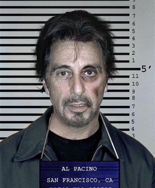 Аль Пачино в беде угарные фотографии
