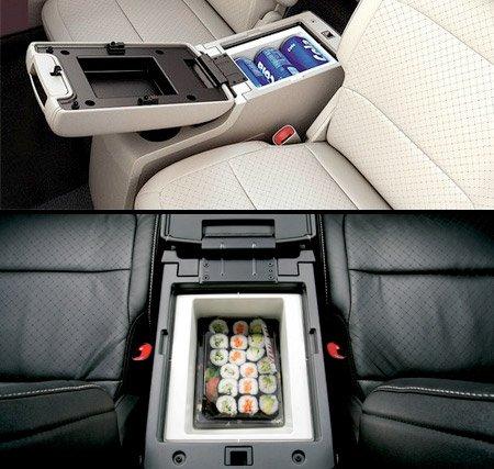 Холодильник в автомобиле