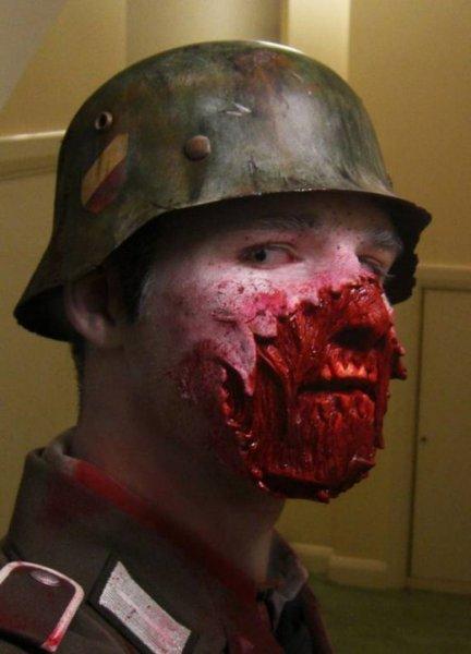 зомби солдат