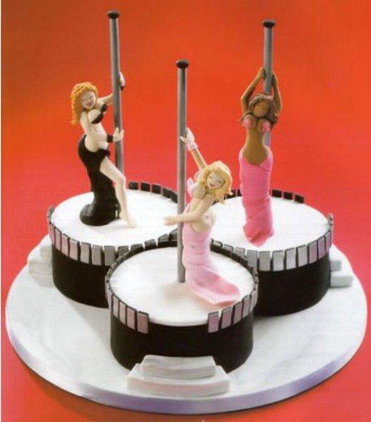Торт своими руками для девушки