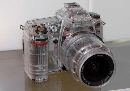 Прозрачная камера