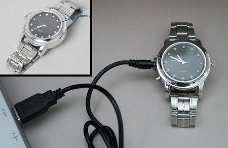 Камера часы
