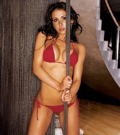 Дженн Стергер сексуальные бикини