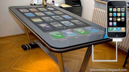Айфон стол
