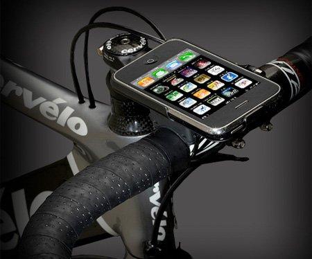 iPhone горный велосипед