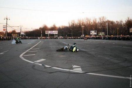 Сезон байкеров открыт (45 фото)