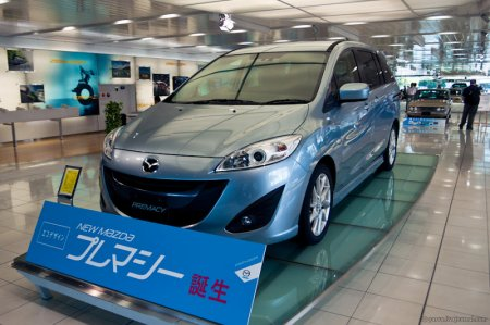 Компания Mazda представляет (20 фото)