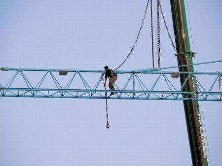 Опасная работа (10 фото)