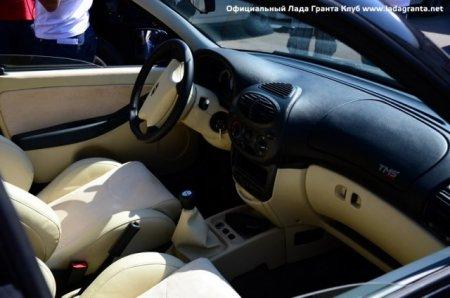 Тюнингованная Lada Granta (7 фото)