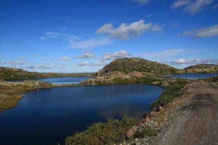 Природа полуострова Рыбачий (40 фото)