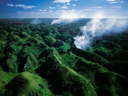 Красивая природа планеты Земля (27 фото)