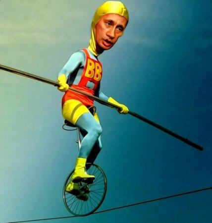 Владимир Путин герой нашего времени (20 фото)