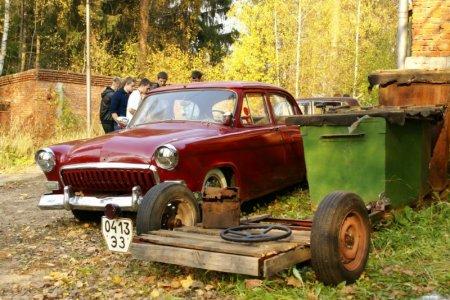 Autumn фестиваль авто с низкой посадкой (22 фото)