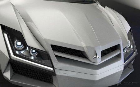 Новый Mercedes SF1 (20 фото)