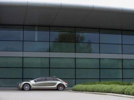 Mercedes F700 (15 фото)