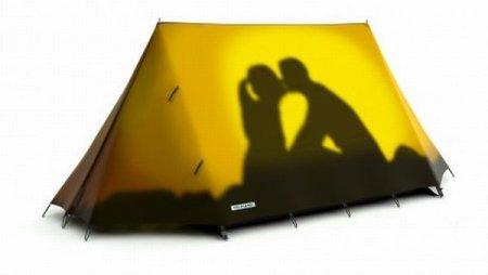 Креативные палатки (17 фото)