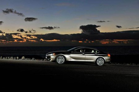 Новый BMW 6 Series Gran Coupe (19 фото)