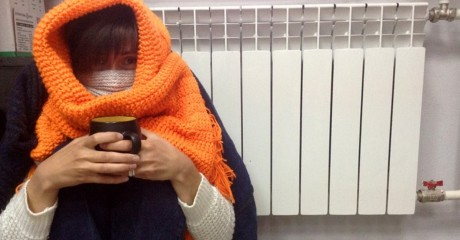 Как согреть холодную квартиру после отключения отопления