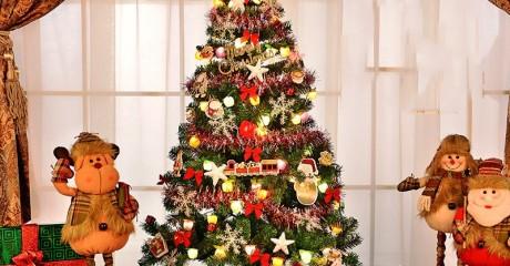 Идеи для Нового года. 3 способа украсить новогоднюю елку красиво и необычно