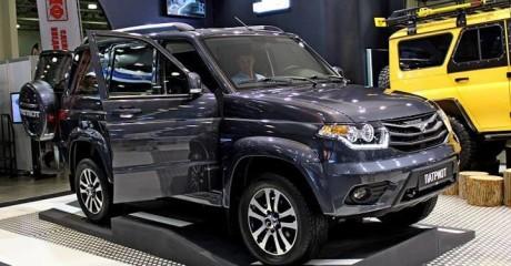 Фото нового УАЗ Патриот, модель авто 2019 года, новости автопромышленности