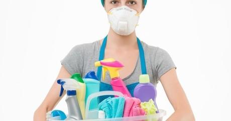Что из бытовой химии опасно для дыхательных путей