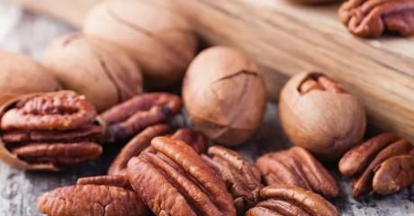 Полезные и вредные свойства пекана