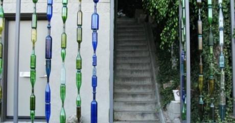 Как превратить обычный забор в произведение искусства?