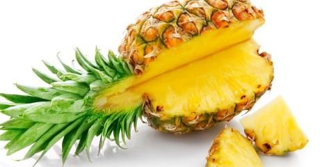 Польза или вред от новогоднего фрукта ананаса?