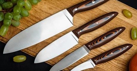 Как выбрать правильный нож для кухни