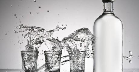 Дешевая водка поможет справиться с бытовыми проблемами