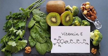 Витамина Е. Полезные и вредные свойства