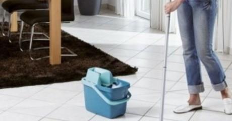 Отмыть кафель от жира —  не проблема
