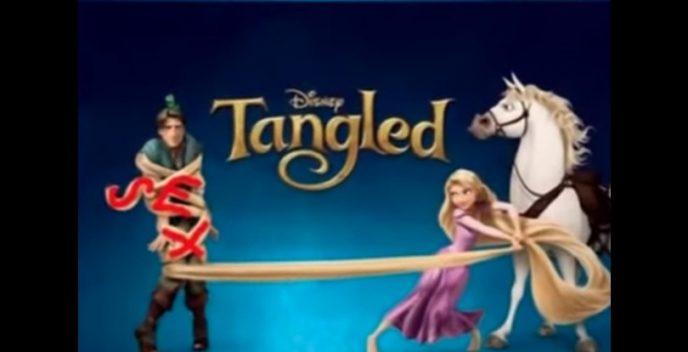 10 аморальных сцен из мультфильмов Disney, которые разрушат ваше детство