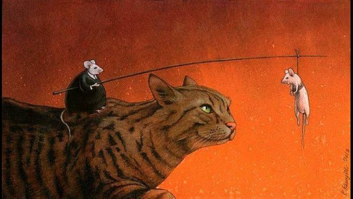10 иллюстраций, показывающие ужасные вещи, которые делает каждый из нас